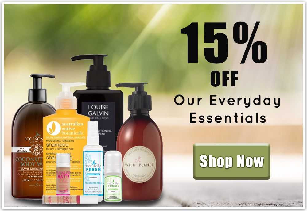 Sale on beauty products
